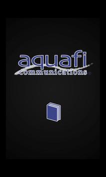 Aquafi poster