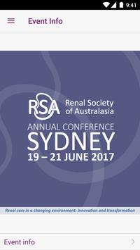 2017 RSA Conference poster