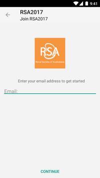 2017 RSA Conference apk screenshot