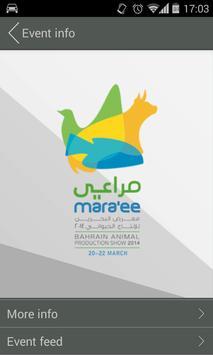Bahrain Animal Production Show apk screenshot