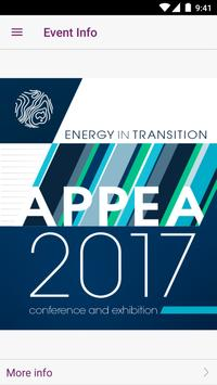 APPEA 2017 poster