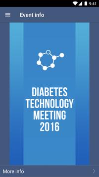 Diabetes Technology Society poster