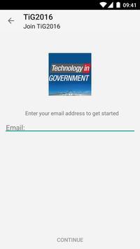 Tech in Gov screenshot 2