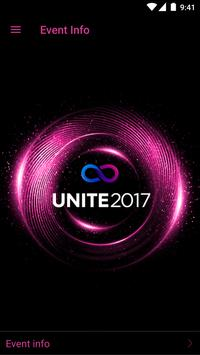 Event Tech Tribe: Unite 2017 poster