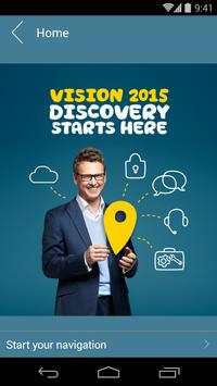 Optus Vision 2015 poster