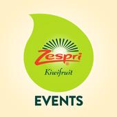 Zespri Events icon