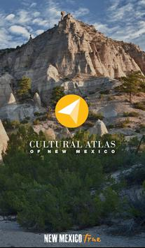 Cultural Atlas of New Mexico poster