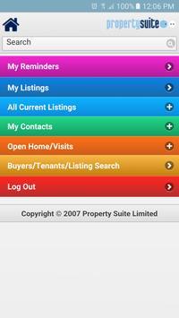 PropertySuite Mobile apk screenshot