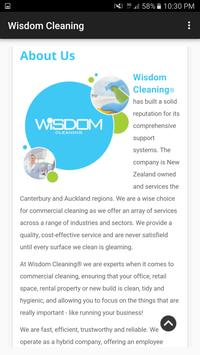 Wisdom Cleaning screenshot 2
