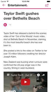 Newshub screenshot 2