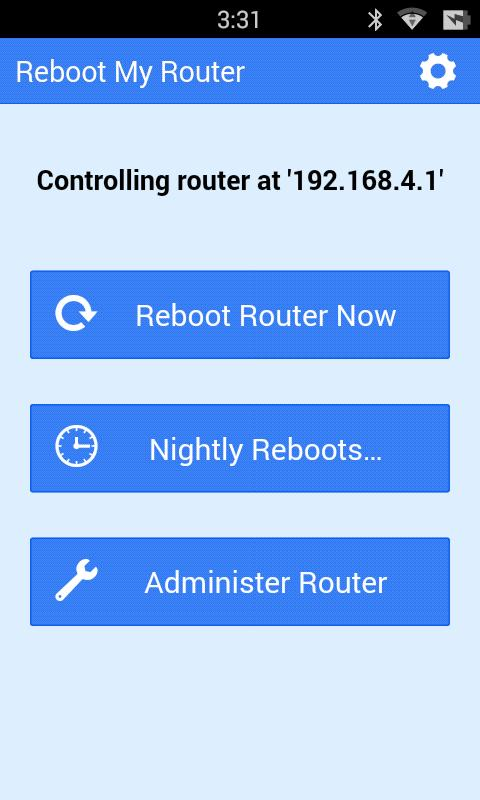 Reboot My Router for Android - APK Download