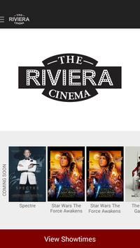 The Riviera poster