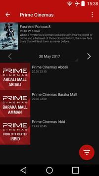 Prime Cinemas screenshot 4