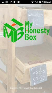 My Honesty Box poster