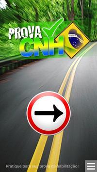 Prova CNH poster