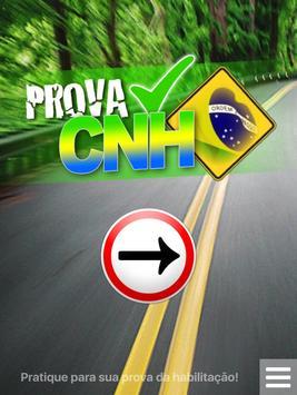 Prova CNH apk screenshot