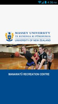 Massey Recreation Centre poster