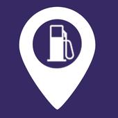 FnF Fuel Station Finder icon