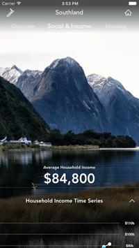 New Zealand Regions App apk screenshot