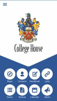 College House poster