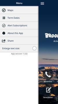 Broomfield School screenshot 1