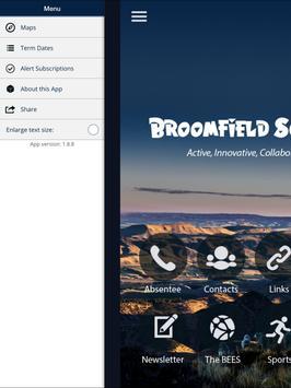 Broomfield School screenshot 7