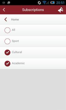 Liston College apk screenshot