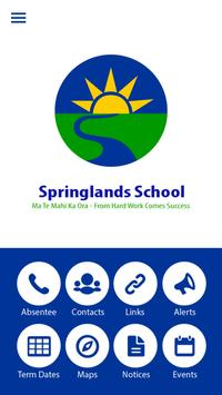 Springlands School screenshot 1