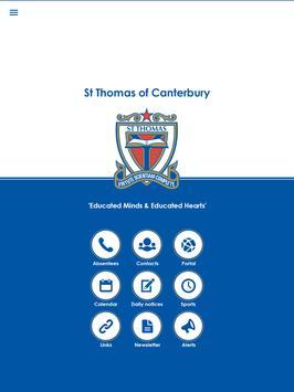 St Thomas of Canterbury apk screenshot