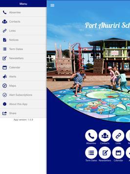Port Ahuriri School apk screenshot