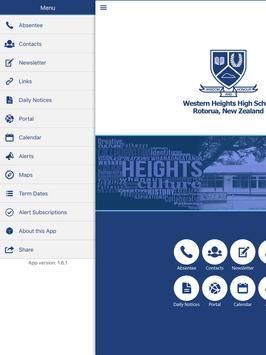 Western Heights High School apk screenshot