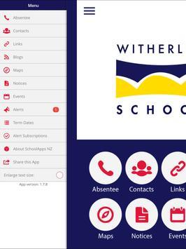 Witherlea School screenshot 4
