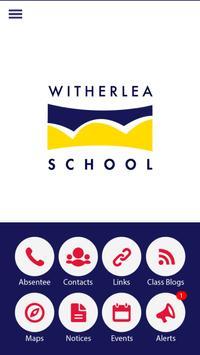 Witherlea School poster