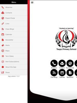 Taupo Primary School apk screenshot