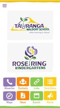Tauranga Waldorf School poster