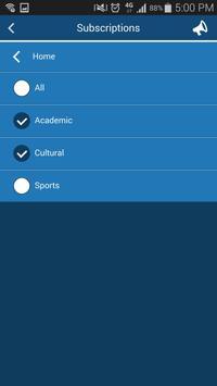 Tarawera High School apk screenshot