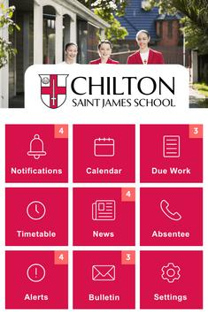 Chilton poster