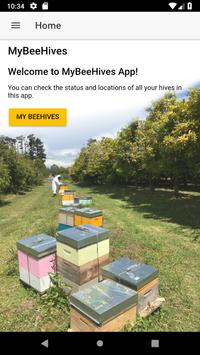 MyBeeHives screenshot 1