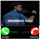 Prank Djokovic Call icon