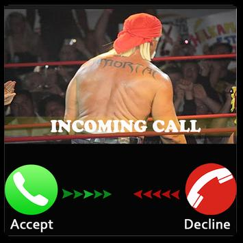 Prank hulk hogan call apk screenshot