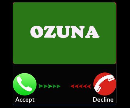 Prank Ozuna Call poster