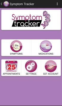 Symptom Tracker poster