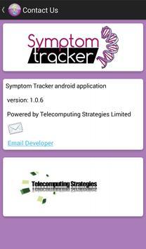 Symptom Tracker apk screenshot