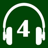 Bible Audio Player 50 Languages Vol 4 icon