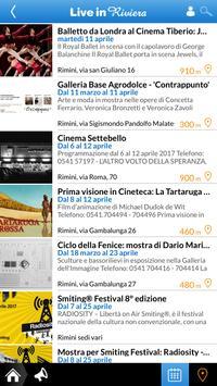 Live in Riviera apk screenshot