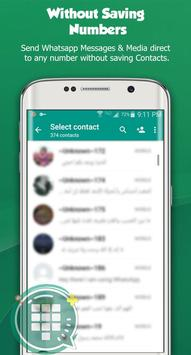 💚Open Direct Chat in Whatsapp poster