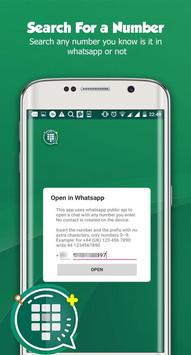 💚Open Direct Chat in Whatsapp screenshot 2