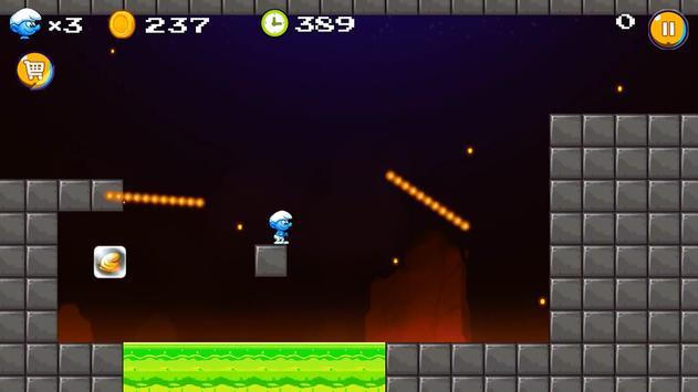 Smurfs Adventure apk screenshot