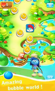 Smurfs of History Bubbles II poster
