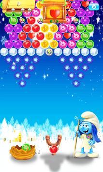 Smurfs of History Bubbles II apk screenshot